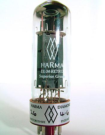 EL34/HARMA-RETRO-CRYO