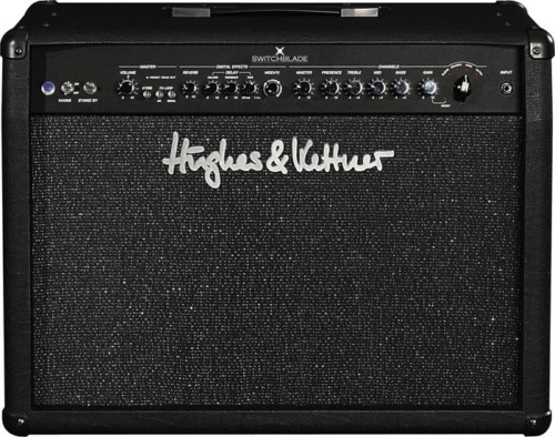 Hughes & Kettner Switchblade 100 2x12 Classic EL34 Retro Classic Ruby Full Upgrade Kit