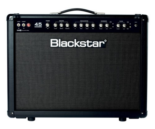 Blackstar Series One 45 Classic EL34 Retro Ruby Kit