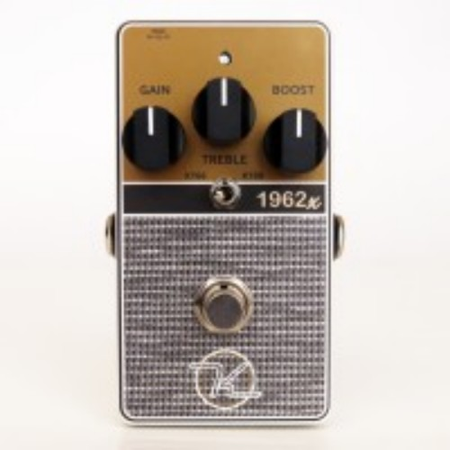 Keeley 1962X 2-Mode British Overdrive