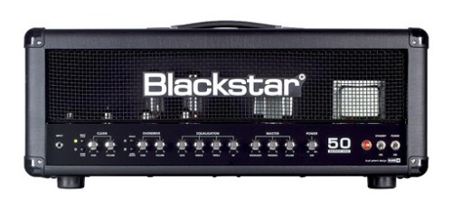 Blackstar Series One 50 EL34 Svetlana Kit
