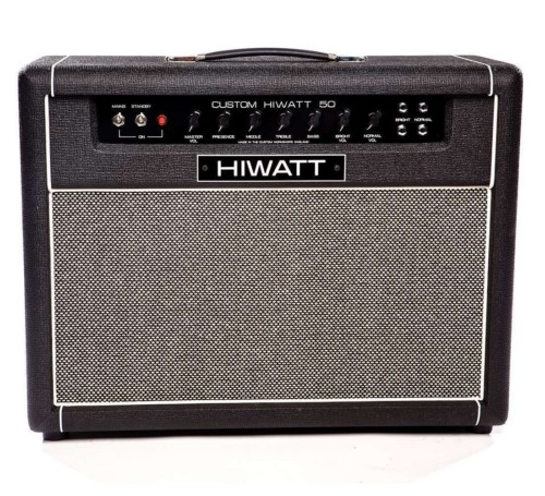 Hiwatt SA112 Custom 50 Bulldog Combo STR Marshall EL34B Full Upgrade Kit