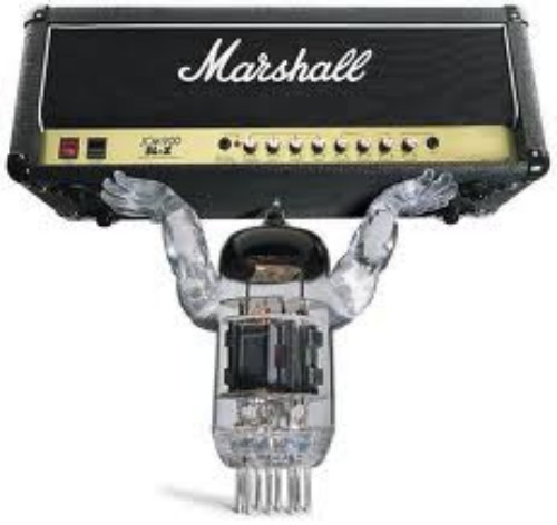 Marshall JCM 900 Series 2100 SLX 100 watt Classic EL34 Retro full upgrade kit