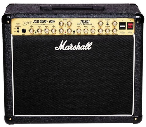 Marshall JCM 2000 Series TSL 60H 60 watt Classic EL34 Retro full upgrade kit