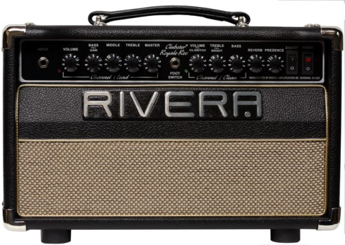 Rivera Clubster Royale Recording 25 watt Harma STR TAD 6V6GT Full Upgrade Kit