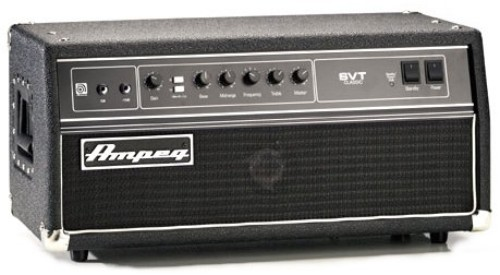 Ampeg SVT CL Harma Retro 6550A Classic Full Upgrade Kit