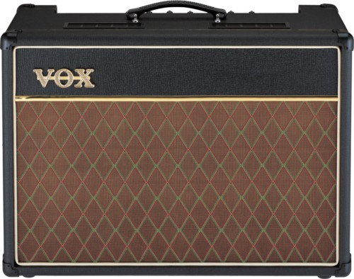 Vox AC15 Custom Series JJ Full Revalve Kit