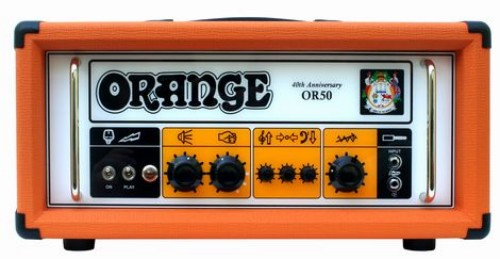 Orange OR50H Classic EL34 Retro Full Upgrade Kit