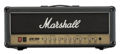Marshall JCM 2000 DSL Series 50 watt Classic EL34 Retro Cryo full upgrade kit