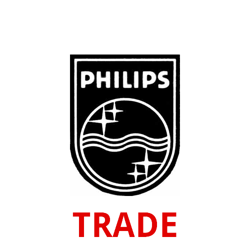 ECC81/12AT7WC-PHILIPS Trade 10 Pieces