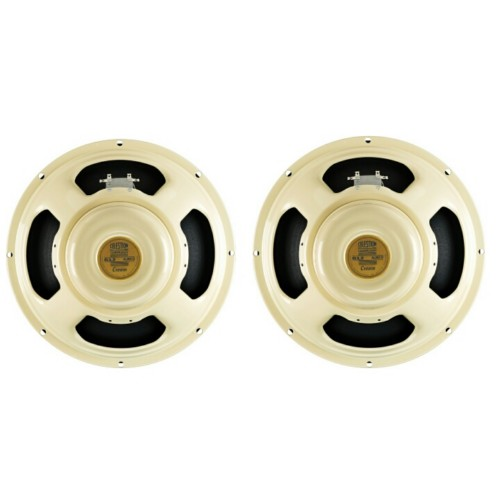 celestion g12 alnico cream 90 16 ohm 2 off celestion guitar speakers celestion g12 alnico cream 90 16 ohm 2 off