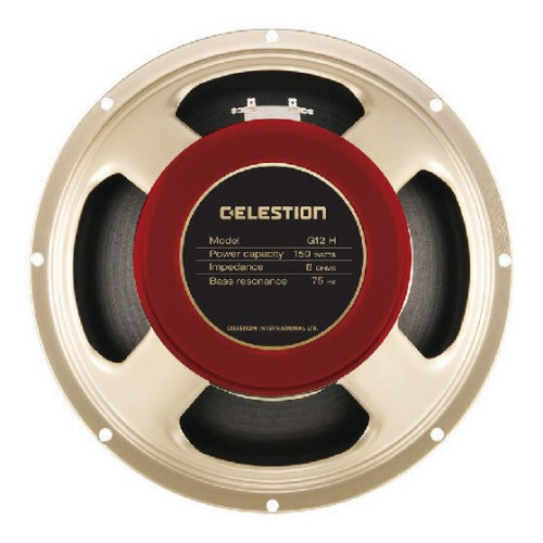 Celestion G12H Redback 8 ohm 01 g12 g12h redback 150 8 ohm celestion wiring diagrams at crackthecode.co