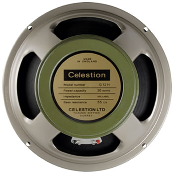 Celestion-G12-G12H-55 Hz Low Res Heritage-30-8 ohm