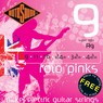 Rotosound R9 Roto Pink 9-42 Cryo-3 pack 50 % off